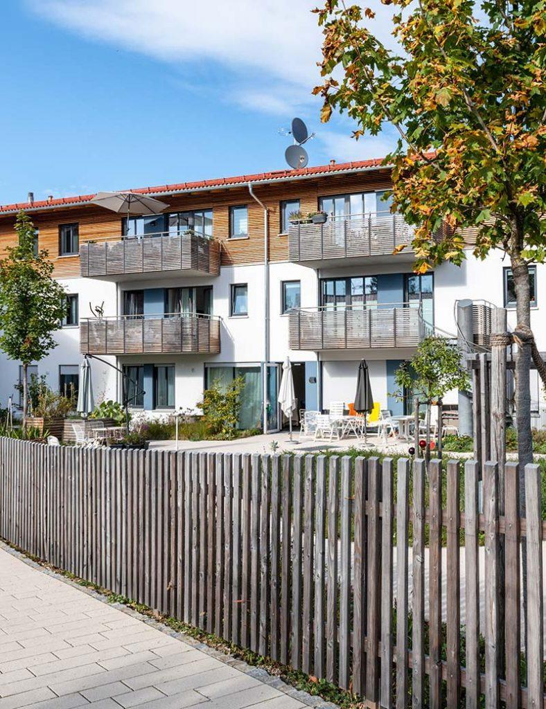 Demenz-Wohngemeinschaft in Oberhaching.