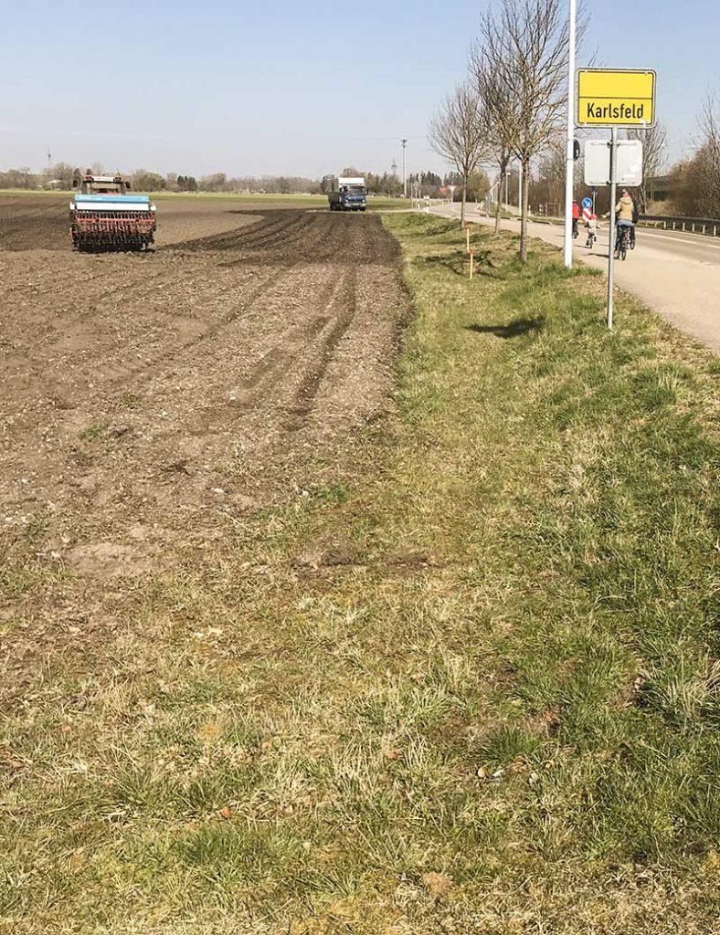 Baugrundstück Karlsfeld
